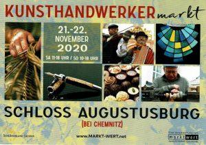 Kunsthandwerkermarkt Augustusburg